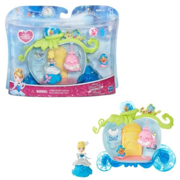 Disney Princess Cinderella's Bibbidi Bobbidi Carriage inc Cinderella